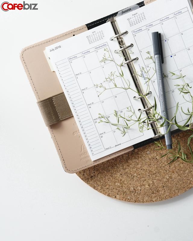 Quy tắc số 3: Kỹ năng quản lý thời gian hoàn hảo giúp tôi từng bước tiến gần tới các mục tiêu quan trọng của đời mình - Ảnh 1.