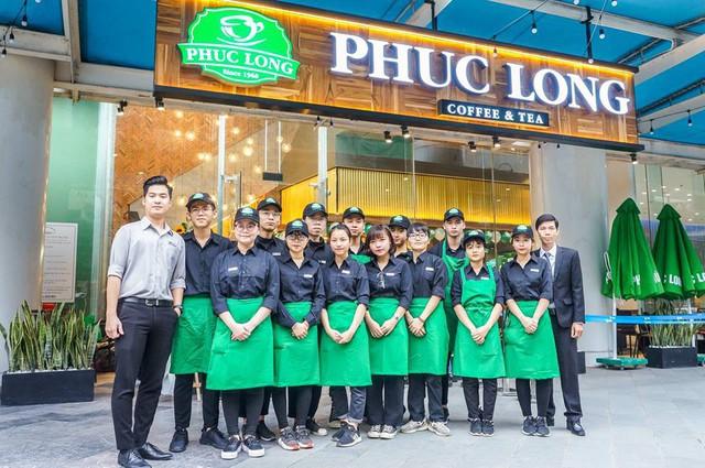 Chuỗi Phúc Long đã chính thức Bắc tiến, cửa hàng đầu tiên tại Hà Nội đặt ngay kế bên 2 đại gia Starbucks và Highlands Coffee - Ảnh 4.