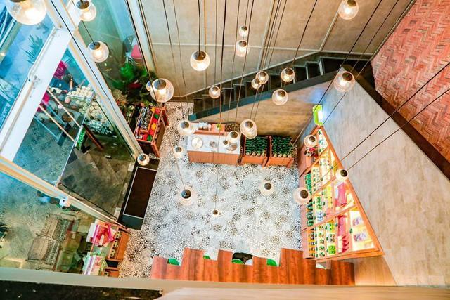 Chuỗi Phúc Long đã chính thức Bắc tiến, cửa hàng đầu tiên tại Hà Nội đặt ngay kế bên 2 đại gia Starbucks và Highlands Coffee - Ảnh 7.