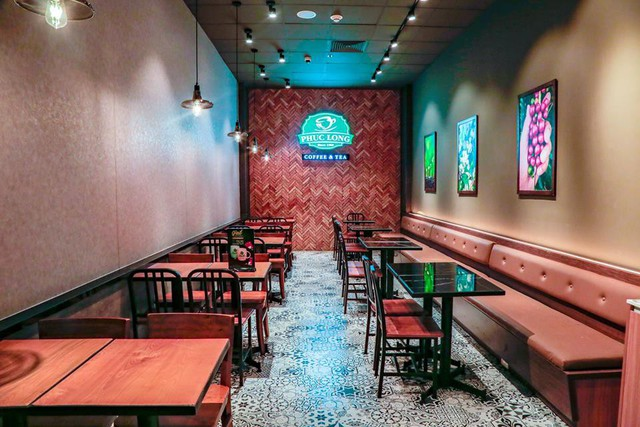 Chuỗi Phúc Long đã chính thức Bắc tiến, cửa hàng đầu tiên tại Hà Nội đặt ngay kế bên 2 đại gia Starbucks và Highlands Coffee - Ảnh 8.