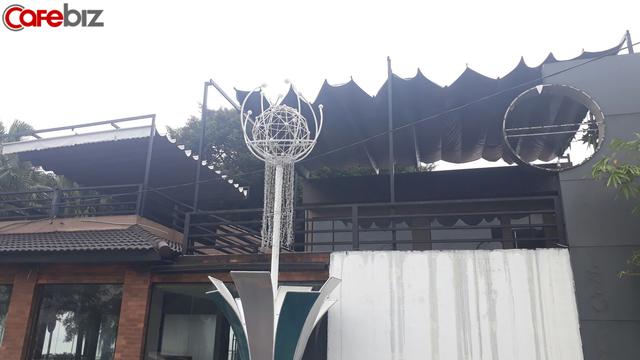 Cửa hàng The Coffee Bean and Tea Leaf view Hồ Tây trên đường Thanh Niên (Hà Nội) đã chính thức đóng cửa - Ảnh 3.