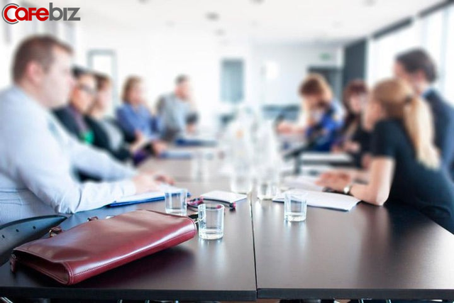 Làm quản lý không khó, chỉ sợ không biết làm: Đừng bao giờ mắc sai lầm này khi chủ trì một cuộc họp - Ảnh 2.