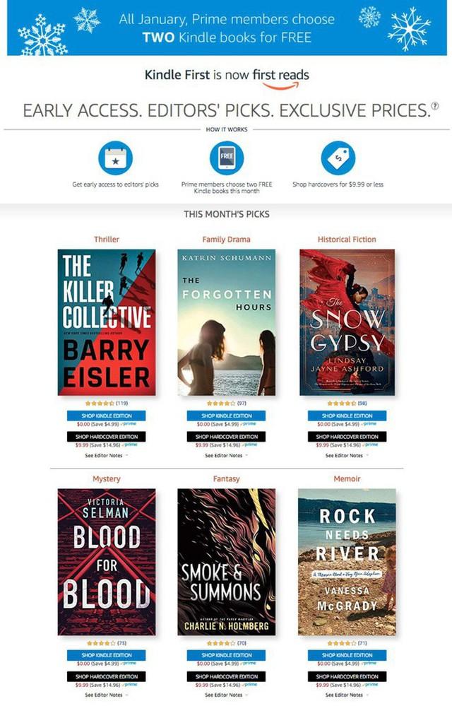 Không còn là một nhà bán lẻ sách, Amazon đã trở thành một thế lực xuất bản sách đáng sợ - Ảnh 3.