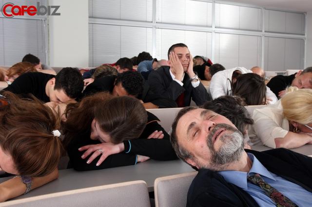 Làm quản lý không khó, chỉ sợ không biết làm: Đừng bao giờ mắc sai lầm này khi chủ trì một cuộc họp - Ảnh 1.