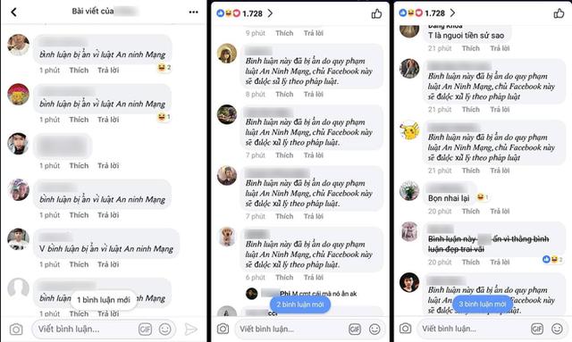 Giả danh luật An ninh mạng comment chữ lạ trên Facebook chỉ là trò nghịch, đừng vội cả tin! - Ảnh 1.