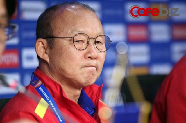 HLV Park Hang-Seo phản ứng ra sao khi được người Việt hỏi kế hoạch nghỉ Tết như thế nào? - Ảnh 1.
