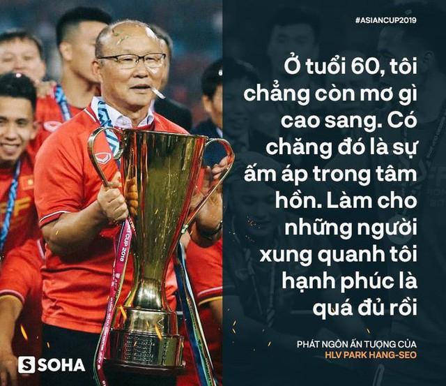 HLV Park Hang-seo: Đối đầu với Hàn Quốc ở chung kết Asian Cup là giấc mơ - Ảnh 2.