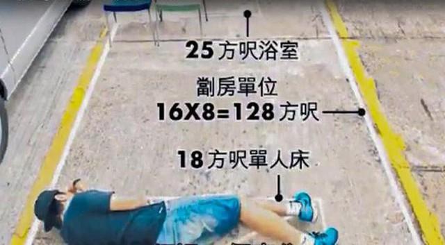 Căn hộ bé nhất Hồng Kông giá 8,4 tỷ đồng nhỏ hơn cả 1 ô đậu xe trung bình - Ảnh 2.