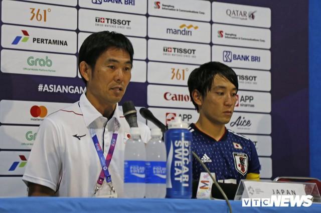 HLV Nhật Bản từng nhận bài học nhớ đời từ HLV Park Hang Seo - Ảnh 2.