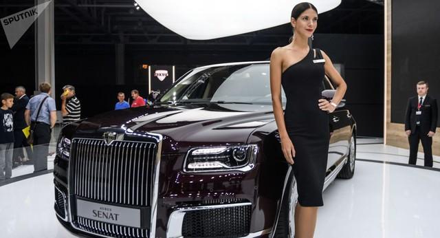 Cận cảnh quy trình sản xuất siêu xe limousine cho Tổng thống Nga - Ảnh 1.