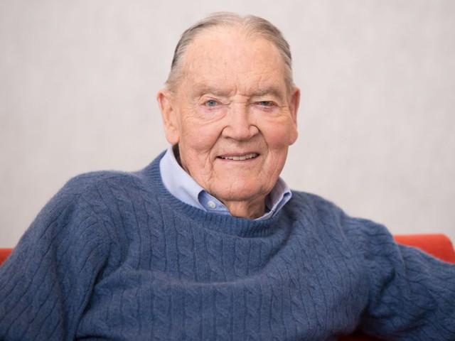 """Cuộc đời của Jack Bogle - """"người hùng"""" trong mắt Warren Buffett - Ảnh 5."""