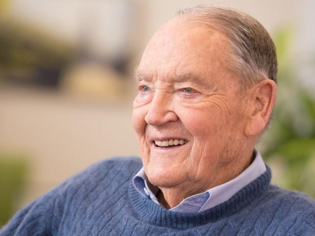 """Cuộc đời của Jack Bogle - """"người hùng"""" trong mắt Warren Buffett - Ảnh 8."""