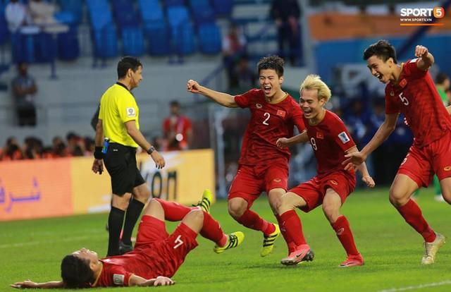 Đội tuyển Việt Nam và cuộc hành trình của những điều độc nhất vô nhị tại Asian Cup 2019 - Ảnh 1.