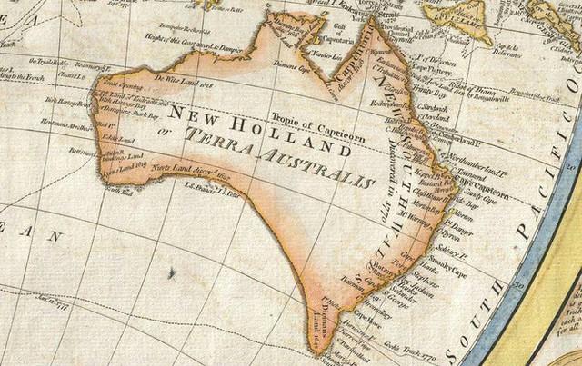 Australia và Austria: Có điều gì liên quan đằng sau hai cái tên gần giống nhau? - Ảnh 2.