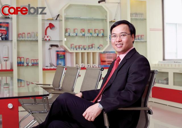 Những doanh nhân tuổi Hợi nổi tiếng thương trường Việt Nam - Ảnh 3.