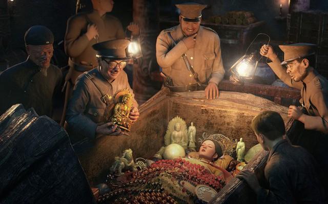 100 đứa trẻ mất tích trước lúc Từ Hy qua đời: Khi mộ bà bị trộm mới lộ chân tướng rùng rợn - Ảnh 4.