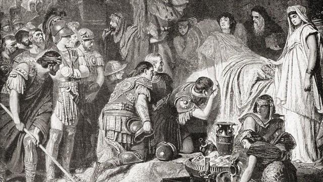 Bí mật chấn động ẩn sau việc thi thể 6 ngày không phân hủy của Alexander Đại đế - Ảnh 4.