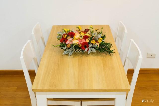 Mẹ 8x Hà Nội hướng dẫn 3 cách dùng hoa truyền thống, giá dưới 500 ngàn để trang trí nhà đón Tết - Ảnh 22.