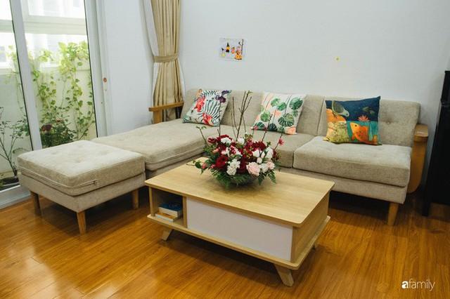 Mẹ 8x Hà Nội hướng dẫn 3 cách dùng hoa truyền thống, giá dưới 500 ngàn để trang trí nhà đón Tết - Ảnh 4.