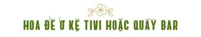 Mẹ 8x Hà Nội hướng dẫn 3 cách dùng hoa truyền thống, giá dưới 500 ngàn để trang trí nhà đón Tết - Ảnh 9.