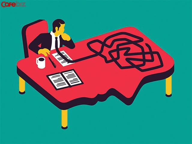 9 phương pháp tăng năng suất: hoàn thành gấp đôi công việc mà chỉ mất một nửa thời gian - Ảnh 3.