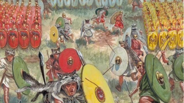 Nghệ thuật dụng binh bậc thầy của La Mã: Thiết lập đội quân thành công bậc nhất lịch sử - Ảnh 1.