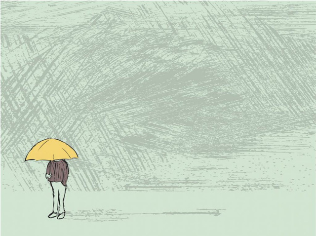 Tuổi trẻ là những khoảng cô đơn mênh mông: Thật ra, cô đơn không đáng sợ, đáng sợ là để chính mình bị nhấn chìm ngoi ngóp bởi nỗi cô đơn  - Ảnh 2.
