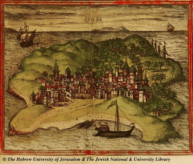 Châu Phi từng có một đế chế hùng mạnh, và giờ để lại một tàn tích tuyệt đẹp cho nhân loại - Ảnh 1.