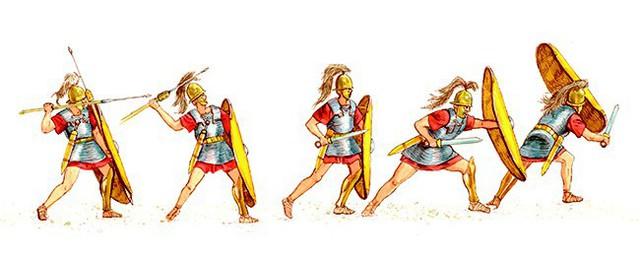 Nghệ thuật dụng binh bậc thầy của La Mã: Thiết lập đội quân thành công bậc nhất lịch sử - Ảnh 3.