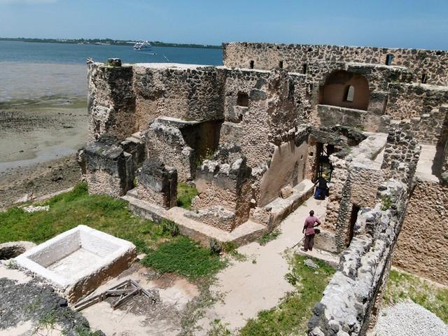 Châu Phi từng có một đế chế hùng mạnh, và giờ để lại một tàn tích tuyệt đẹp cho nhân loại - Ảnh 4.