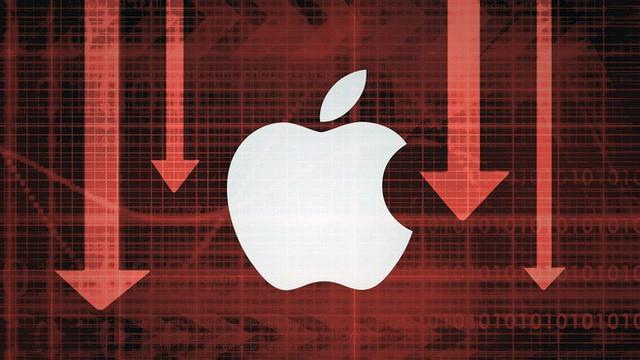 Điểm lại một số mốc sự kiện đáng nhớ trong 6 tháng trượt dốc của Apple - Ảnh 1.
