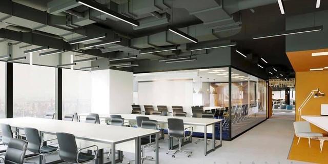 Ngắm văn phòng làm việc đẹp nhất Vịnh Bắc Bộ của Startup công nghệ Ahamove - Ảnh 4.