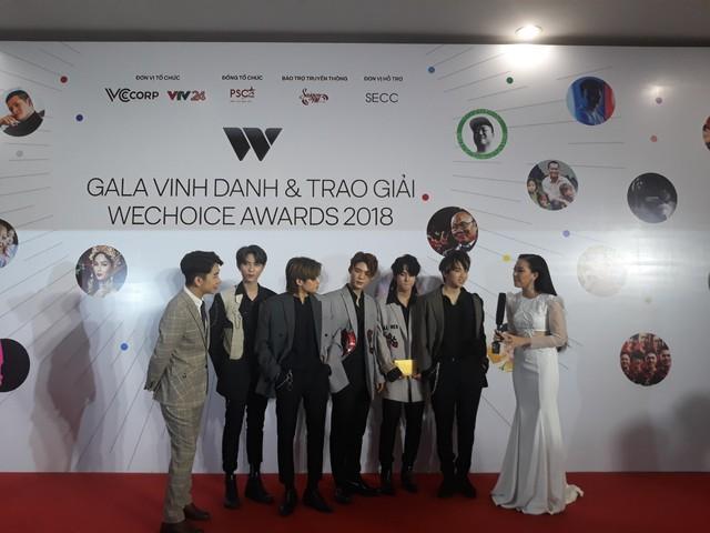WeChoice Awards 2018 – hành trình vinh danh những con người truyền cảm hứng nhất năm 2018  - Ảnh 1.