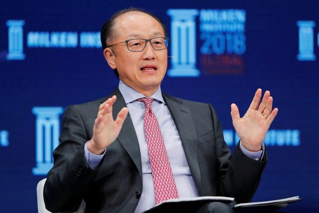 'Chủ tịch từ chức, Ngân hàng Thế giới có thể thành công cụ để Trump đối phó Trung Quốc' - Ảnh 1.