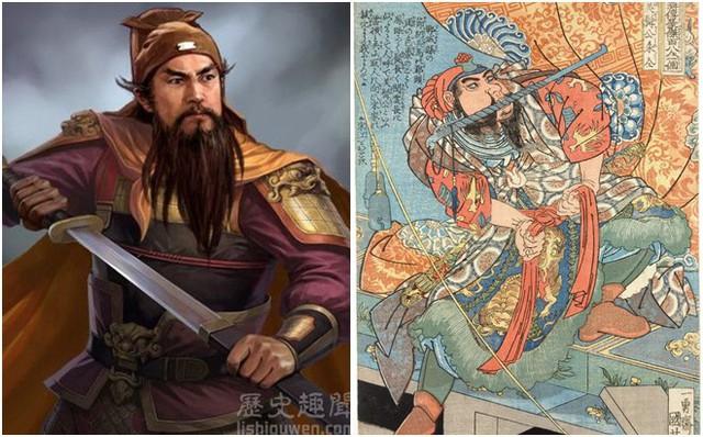 Nhân vật hao hao Quan Vân Trường, lương thiện bậc nhất trong 108 anh hùng Lương Sơn Bạc - Ảnh 2.