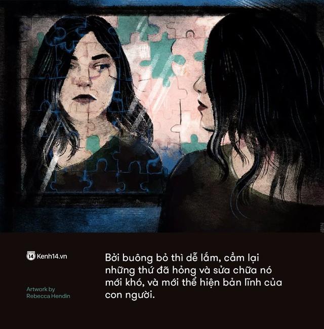 Mặt trái của bạo hành gia đình: Tại sao có những người bị đánh mãi mà vẫn không chịu bỏ? - Ảnh 5.