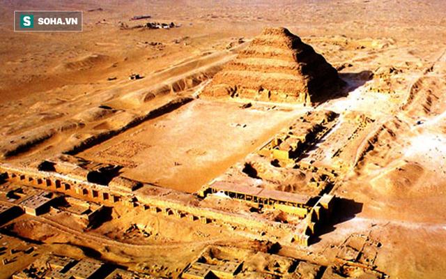 Sự thật về đại ác nhân Imhotep và kim tự tháp quan trọng bậc nhất Ai Cập - Ảnh 2.