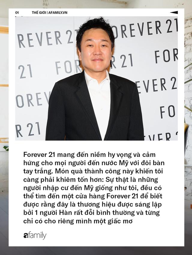 """Forever 21: """"Giấc mơ Mỹ"""" của đôi vợ chồng người Hàn từ bàn tay trắng tạo dựng đế chế thời trang nổi tiếng, trở thành tỷ phú đáng ngưỡng mộ - Ảnh 9."""
