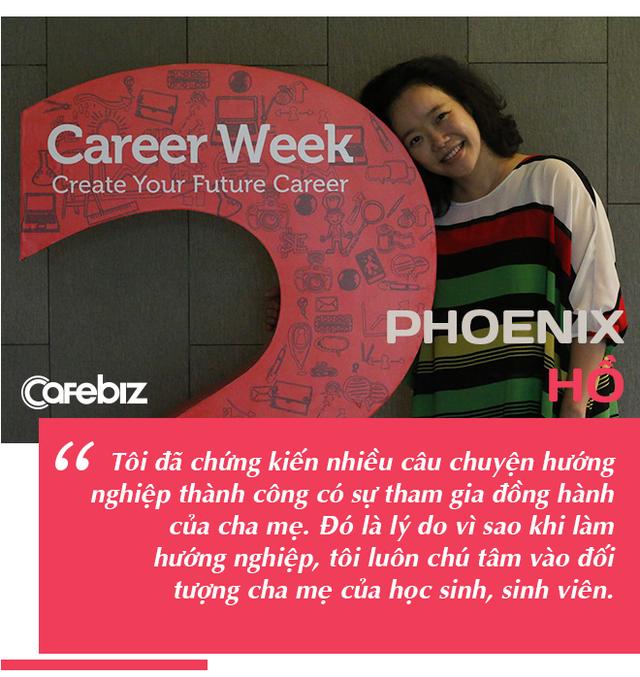 """Chuyên gia tư vấn hướng nghiệp Phoenix Hồ: """"6x, 7x làm cho gia đình, 8x làm cho mình, 9x làm cho thiên hạ"""" - Ảnh 6."""