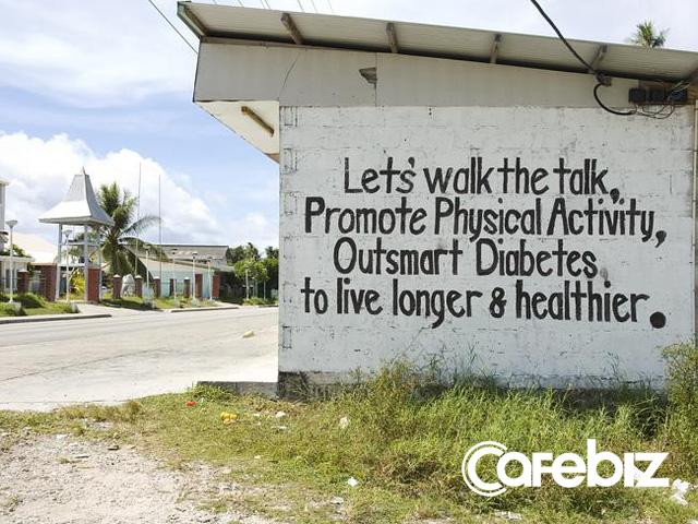 Bí mật về Nauru: Quốc gia béo nhất thế giới từng có thời lấy USD làm giấy... vệ sinh - Ảnh 3.