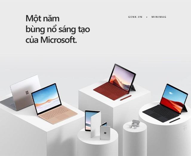 Tạm quên Apple, Samsung, Huawei chút vậy, vua phần cứng năm nay xứng đáng gọi tên Microsoft! - Ảnh 8.