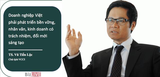 """TS. Vũ Tiến Lộc: """"Doanh nghiệp là tài sản quốc gia, doanh nhân là hiền tài của đất nước"""" - Ảnh 2."""