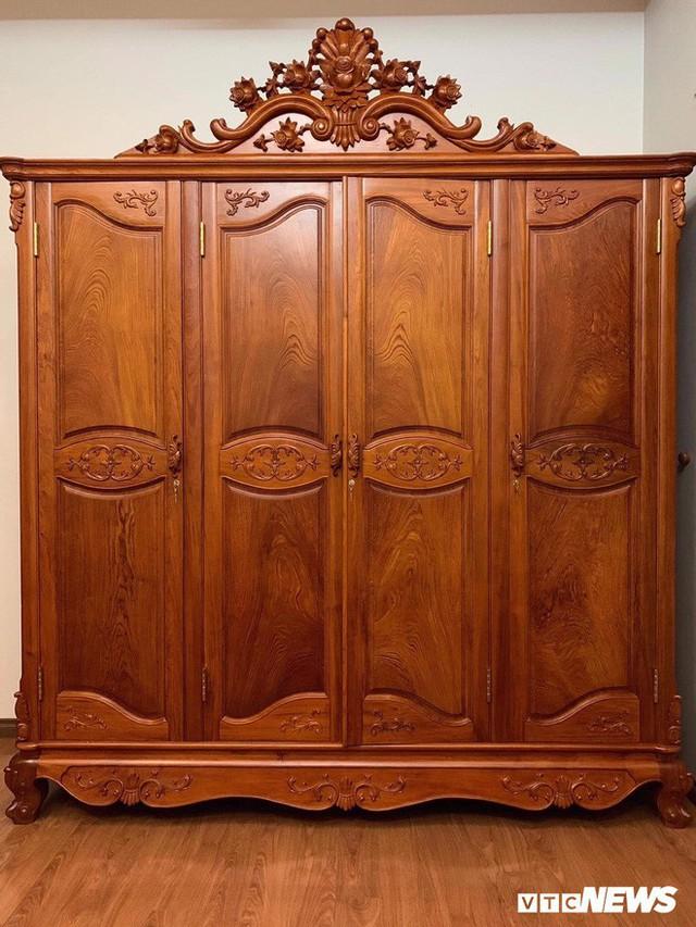 Thảm cảnh đồ gỗ Đồng Kỵ nổi tiếng dù giảm giá sốc vẫn nằm đắp chiếu - Ảnh 10.
