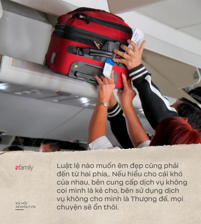"""Cân lại hành lý trước khi ra tàu bay, đợi quá 5 phút tính phí: """"Bắt chẹt"""" khách hàng hay chuyện cứ làm đúng thì ngại gì quy định? - Ảnh 4."""