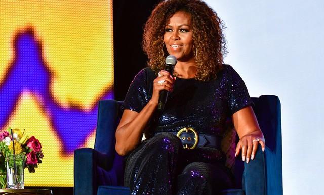 Cựu đệ nhất phu nhân Michelle Obama, con gái TT Bush sắp đến Việt Nam - Ảnh 1.