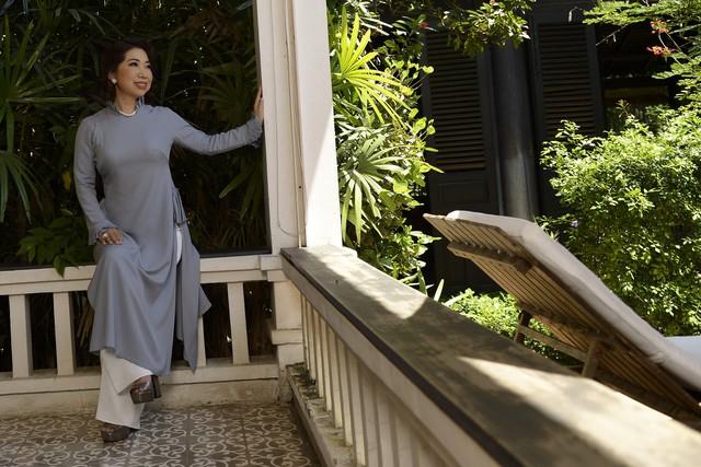 Lắng nghe chuyện kể về áo dài Lemur - bản sắc và sự tự tin của phụ nữ Việt thế kỷ 19 - Ảnh 1.