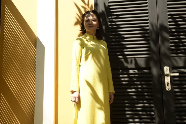 Lắng nghe chuyện kể về áo dài Lemur - bản sắc và sự tự tin của phụ nữ Việt thế kỷ 19 - Ảnh 3.