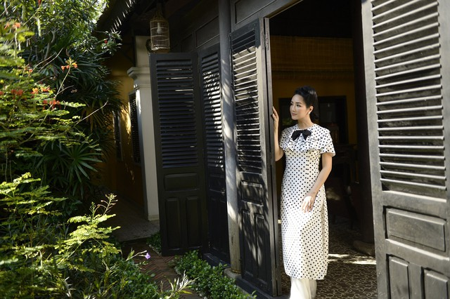 Lắng nghe chuyện kể về áo dài Lemur - bản sắc và sự tự tin của phụ nữ Việt thế kỷ 19 - Ảnh 8.