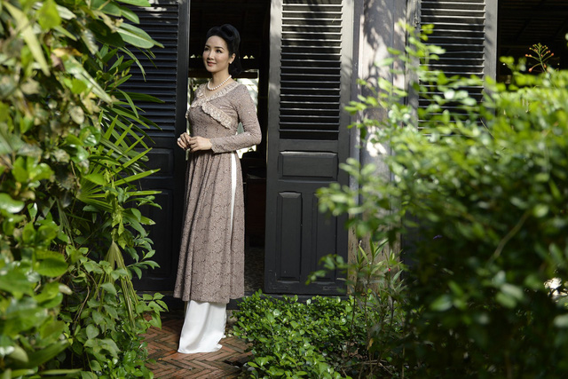 Lắng nghe chuyện kể về áo dài Lemur - bản sắc và sự tự tin của phụ nữ Việt thế kỷ 19 - Ảnh 9.
