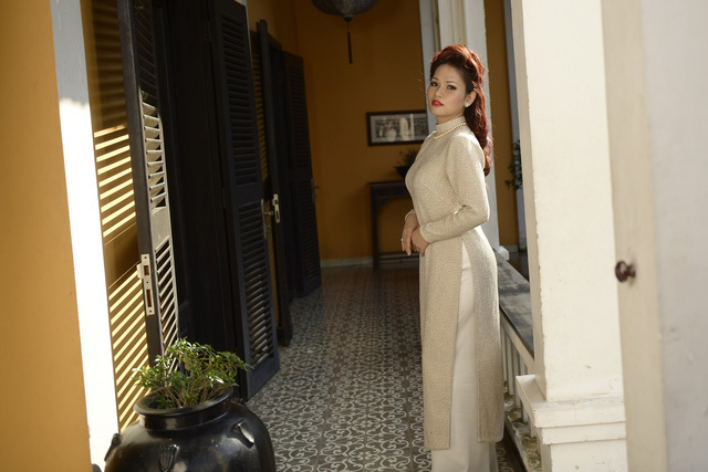 Lắng nghe chuyện kể về áo dài Lemur - bản sắc và sự tự tin của phụ nữ Việt thế kỷ 19 - Ảnh 10.